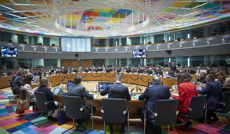 Ο Γενικός Γραμματέας του Υπουργείου Οικονομίας και Ανάπτυξης στη συνάντηση του Συμβουλίου Υπουργών Εξωτερικών Υποθέσεων για θέματα Εμπορίου στις Βρυξέλλες